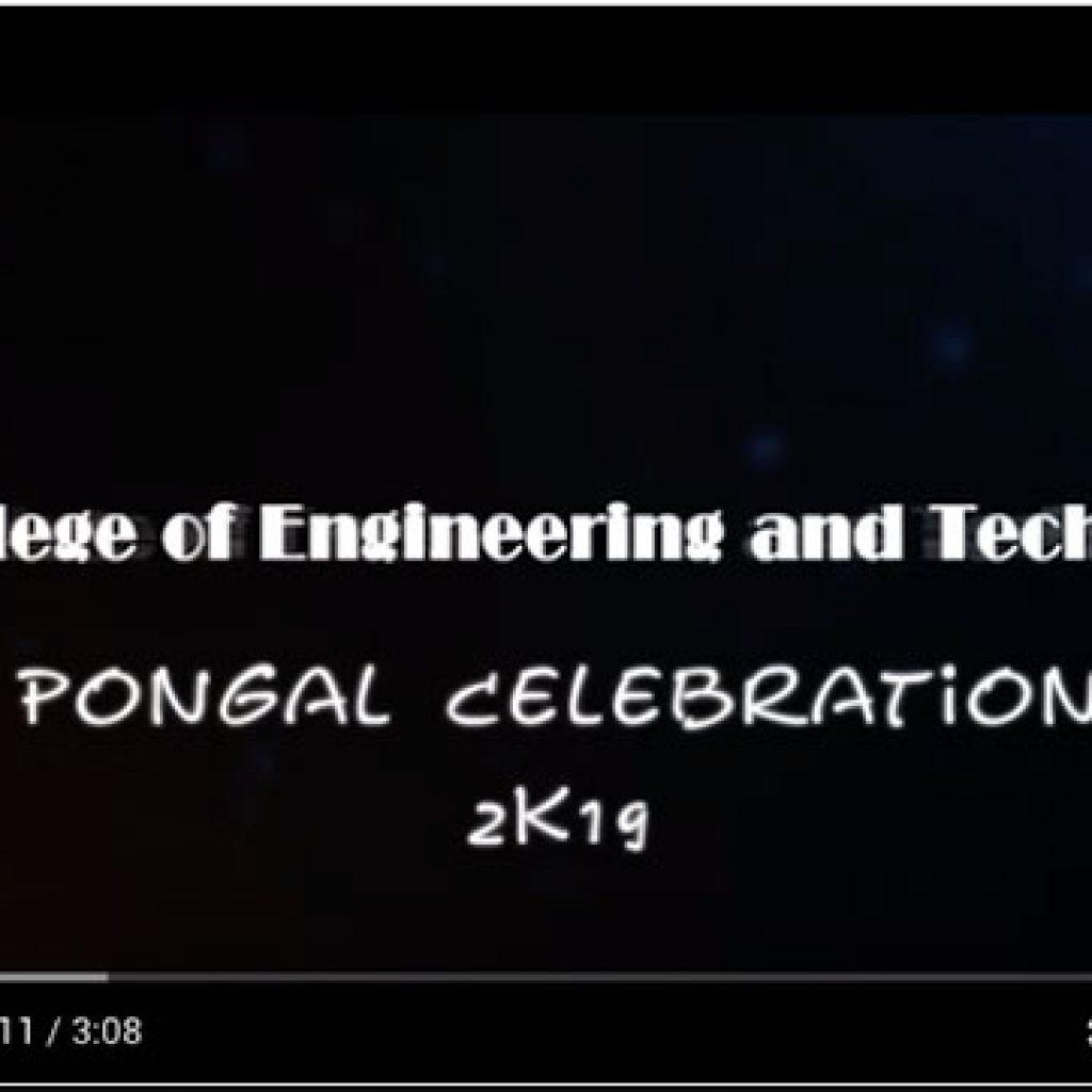 Pongal Celebrations 2019